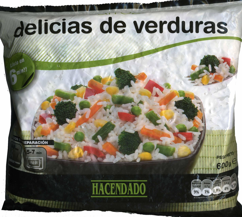Arroz con Verduras - Producto