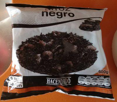 Arroz negro - Produit