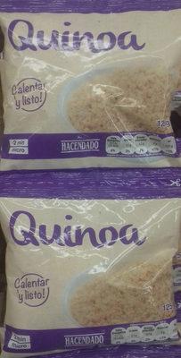 Quinoa congelada - Produit