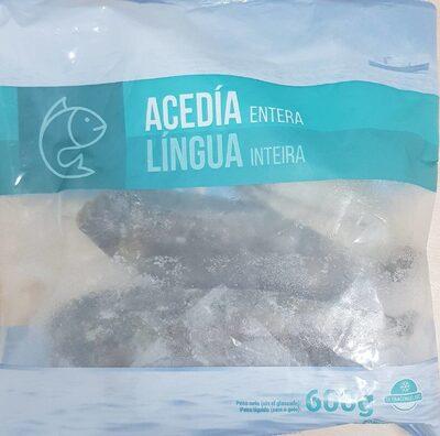 Acedia entera - Producte