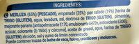 Merluza empanada - Ingrediënten - es