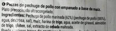 Delicias pollo - Ingrediënten
