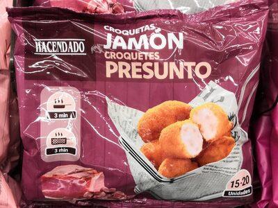 Croquetas de jamon - Producto - es