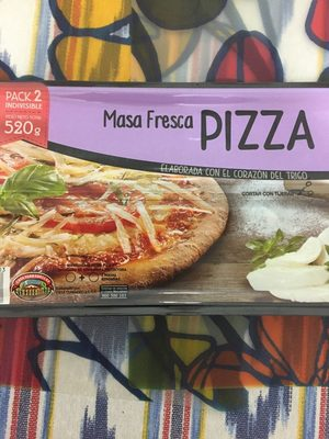 Pâte à pizza - Produkt
