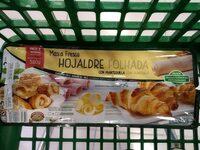 Masa fresca hojaldre con mantequilla - Producto - es