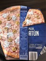 Pizza atun - Producto - es