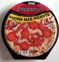 Pizza pepperoni - Producte