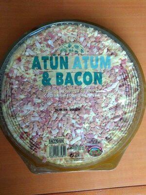 Pizza de atún y bacon - Product