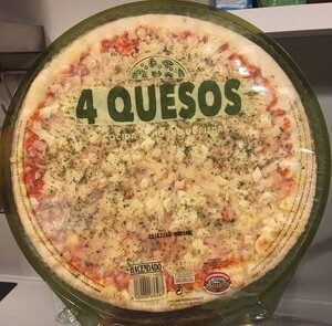 Pizza 4 quesos - Produit - es