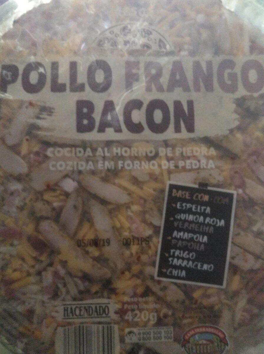 Pizza frango bacon - Product