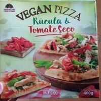 Vegan Pizza rúcula y tomate seco - Product - es
