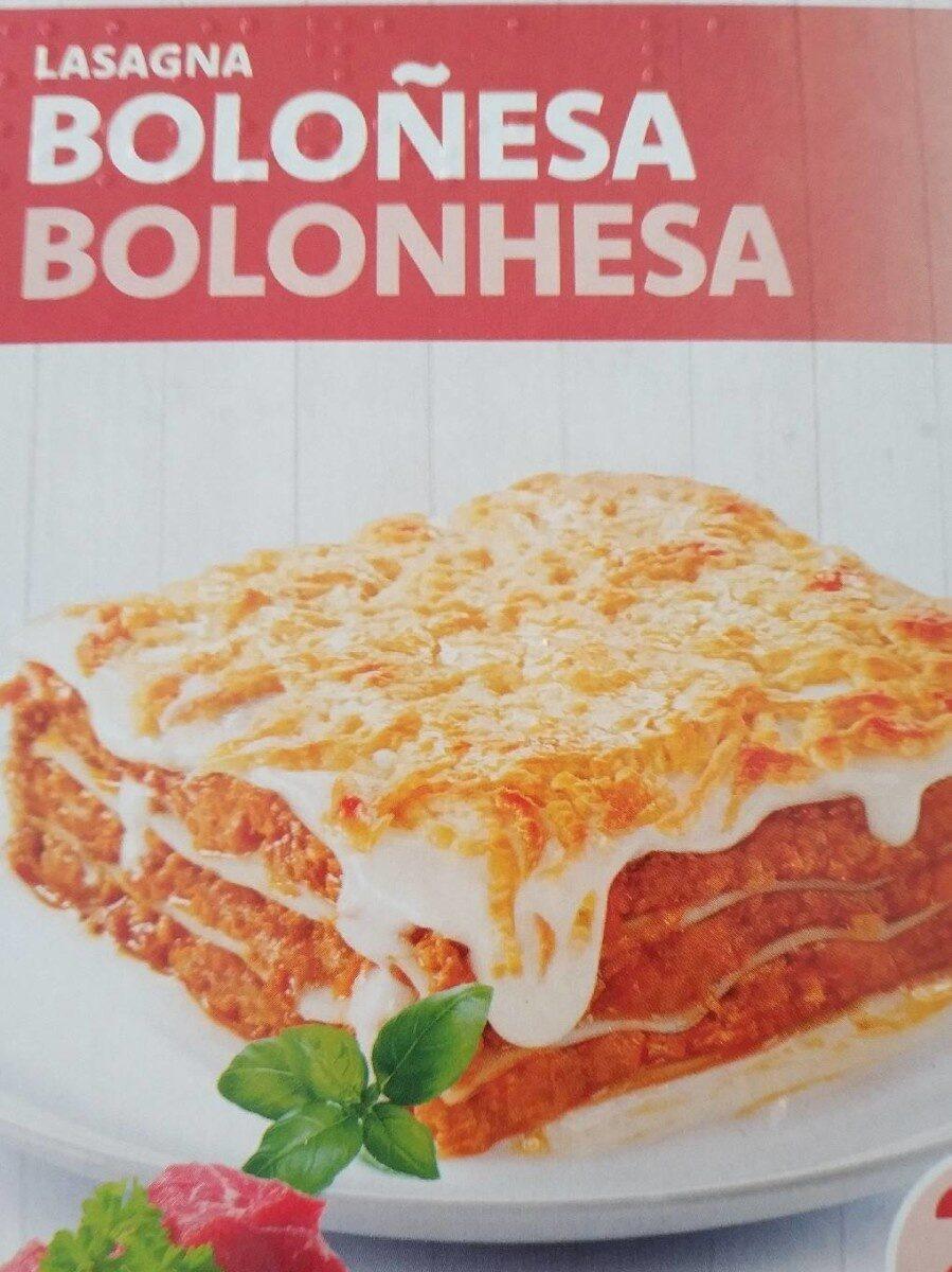 Lasagnes - Produit
