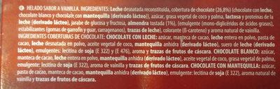 MINI - Ingredientes - es