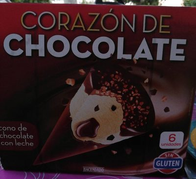 Cône chocolat - Producte