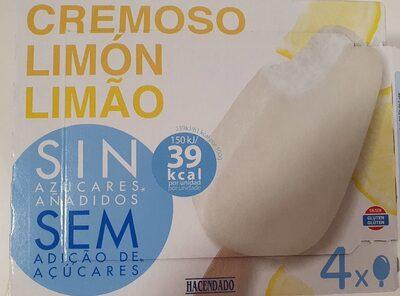 Cremoso limon - Producto - es