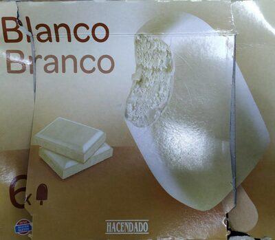 Helado blanco sabor vainilla - Product - es