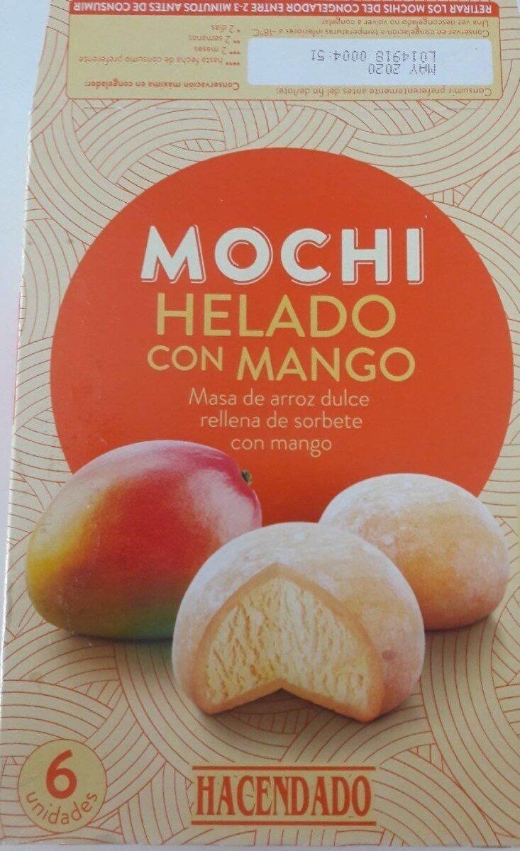 Mochi helado con mango - Producte - es