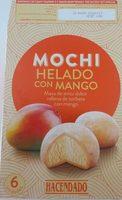 Mochi helado con mango - Produit