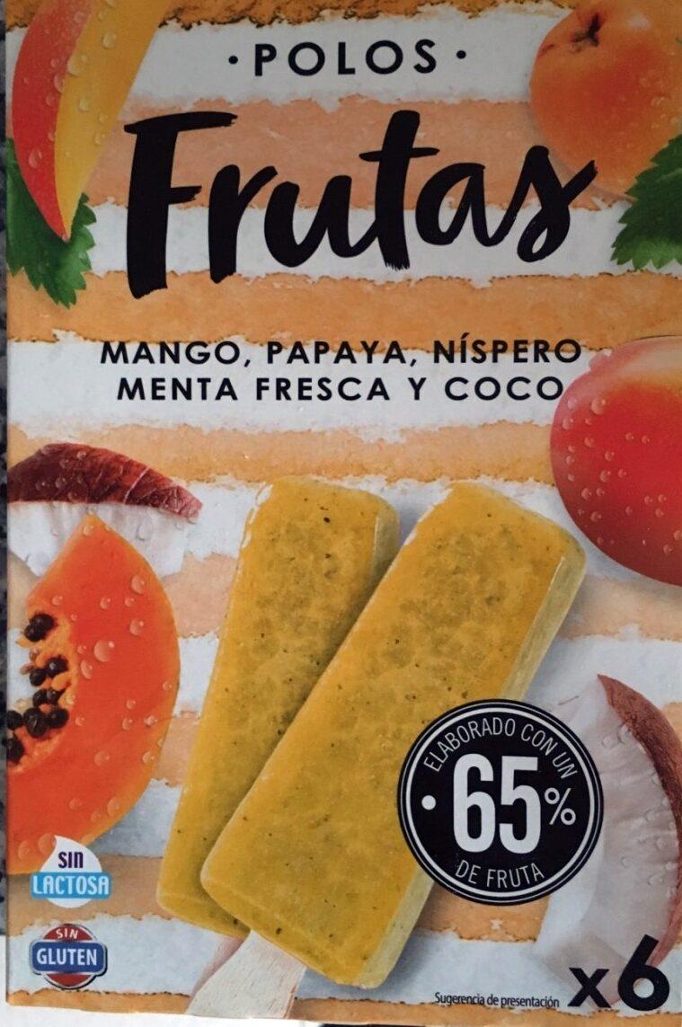 Polos frutas - Producto - es