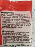 Pica Mix - Ingrédients - es