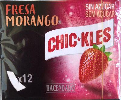Chic*kles fresa