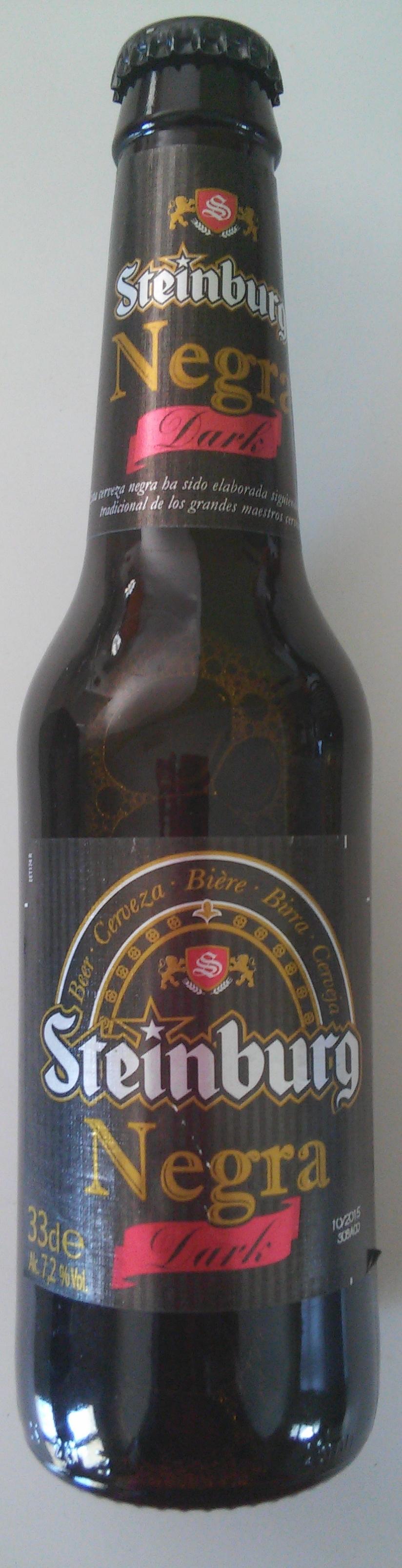 Cerveza negra - Ingredientes - es