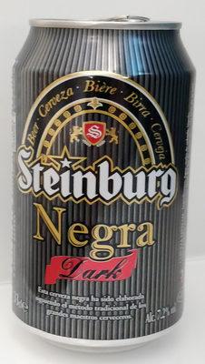 Cerveza negra Steinburg - Producto