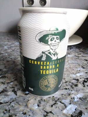 Cerveza sabor a tequila - Product