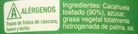 Crema de cacahuete - Ingrediënten - es