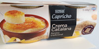 Crème Catalane - Producto