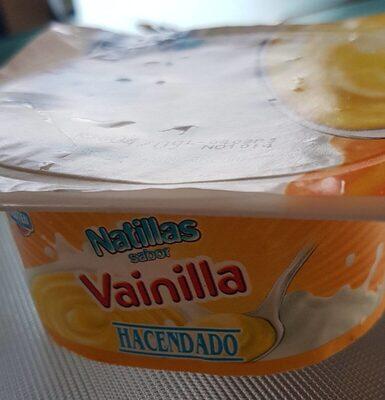 Natillas , Vanilla - Producte