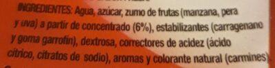 Gellytina - Ingredients - es