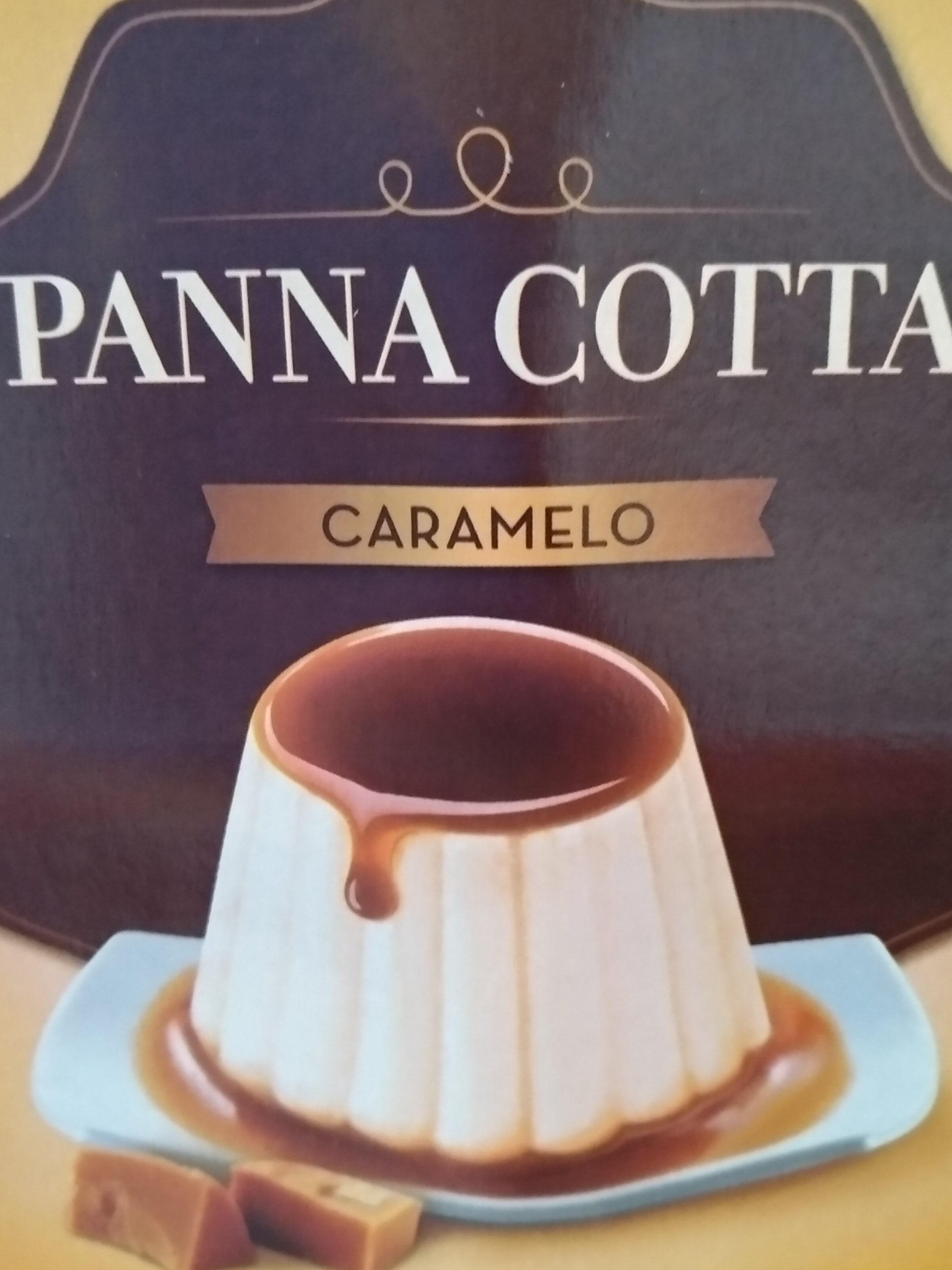 Panna Cotta Caramelo - Product