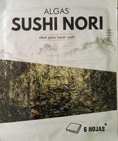Algues sushi nori - Producto