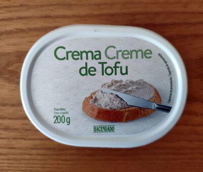 Crema de Tofu - Prodotto - es