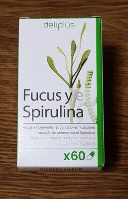 Fucus y eSpirulina - Produit - es