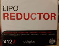 Lipo reductor - Produit