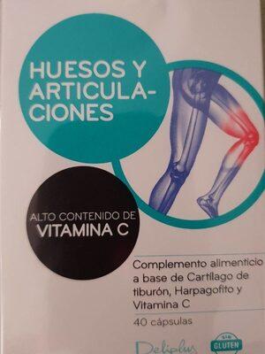 Huesos y articulaciones - Produit - es