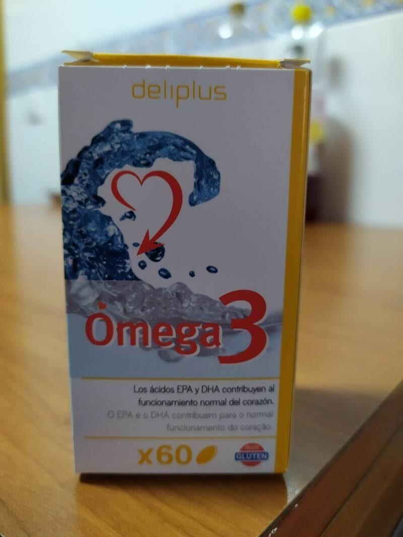 Omega 3 en cápsulas - Product - es