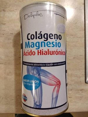 Colágeno magnesio Acido Hialurónico - Produit