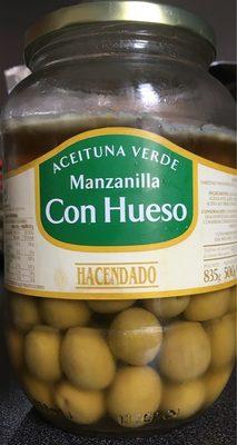 Manzanilla con hueso - Producto