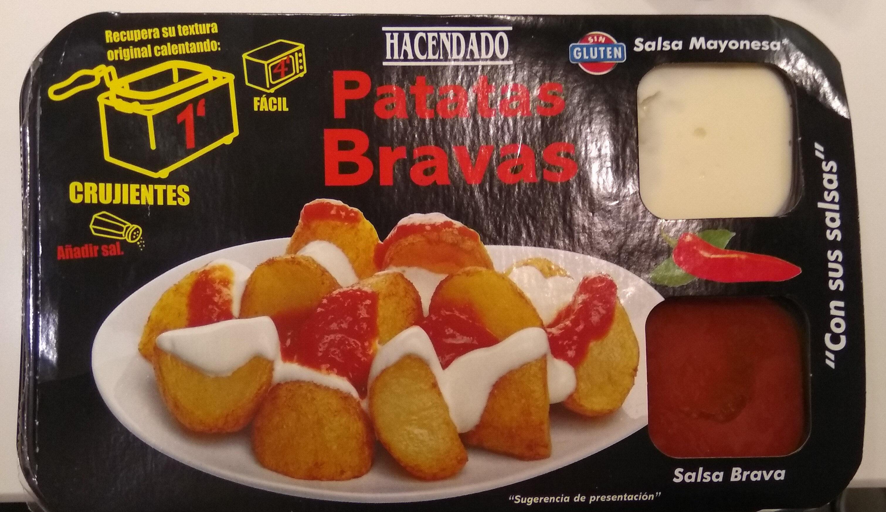 Patatas bravas - Produit - es