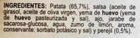 Patatas con Allioli - Ingredientes - es