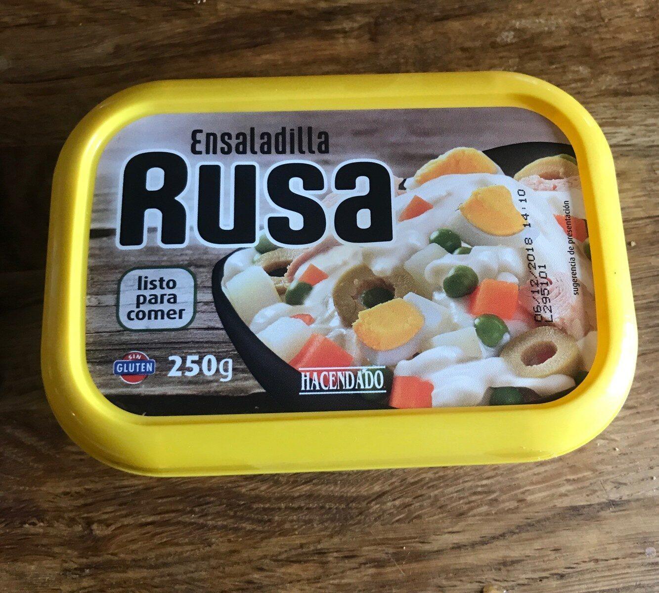ensaladilla rusa - Product