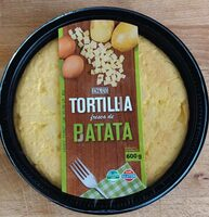 Tortilla fresca de patata - Producto - es