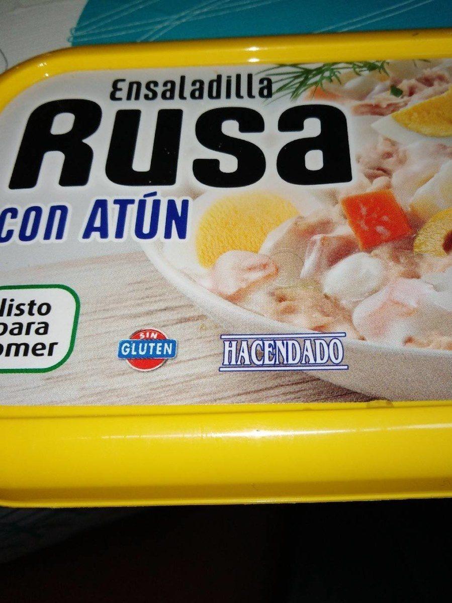 Ensaladilla rusa - Producte