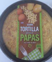 Tortilla fresca de papas - Product - es