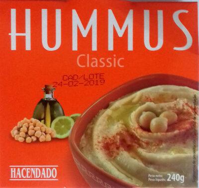 Hummus classic - Producto - es