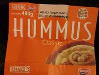 Hummus classic - Producte