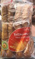 Valencianas - Producto